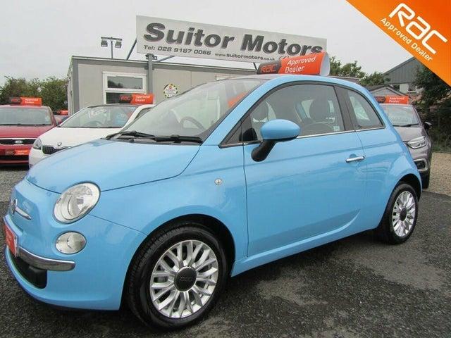 2015 Fiat 500 1.2 LOUNGE (s/s) (64 reg)