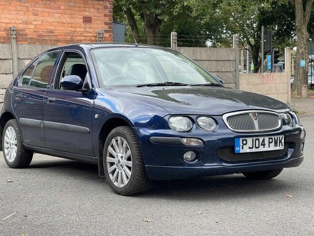 2004 Rover 25 1.4 Impression S 5d (RR reg)