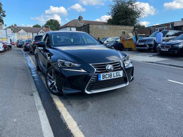 2018 Lexus IS 300h 2.5 Advance [Lexus Navigation] (HB reg)