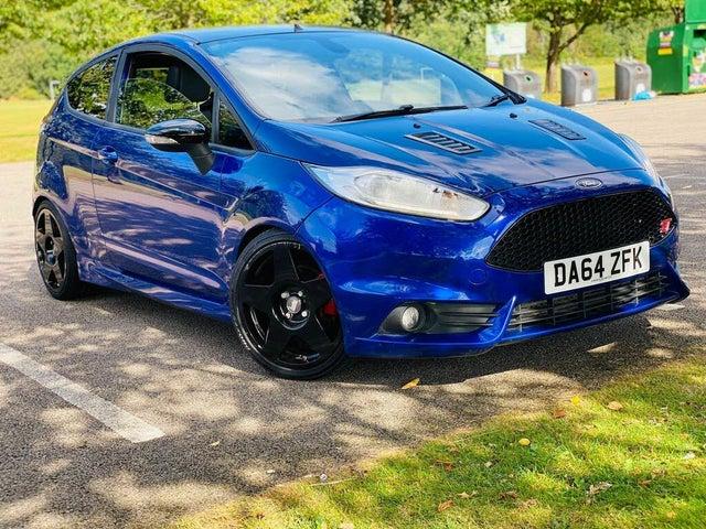 2014 Ford Fiesta 1.6 ST 3 (64 reg)