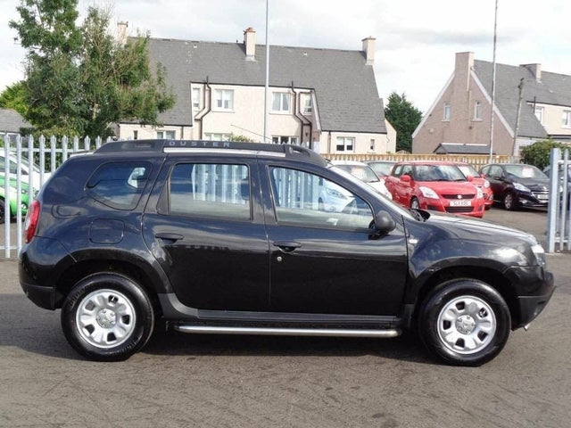 2015 Dacia Duster 1.5D Ambiance (109bhp) 4X4 (1H reg)