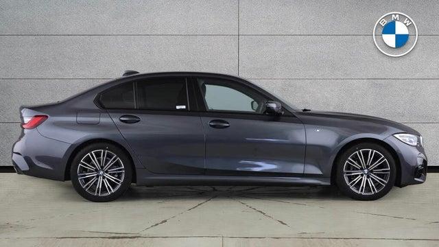 2020 BMW 3 Series 2.0TD 318d M Sport Saloon 4d Auto (A5 reg)