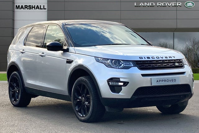 2018 Land Rover Discovery Sport 2.0SD4 HSE (18 reg)