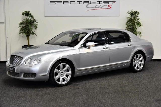 2006 Bentley Continental 6.0 Flying Spur (552bhp) 4X4 Auto (BB reg)