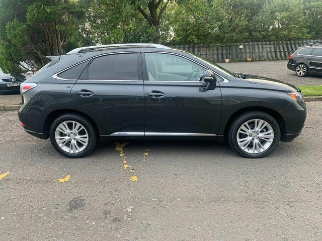 2011 Lexus RX 450h 3.5 SE-I 4X4 (11 reg)