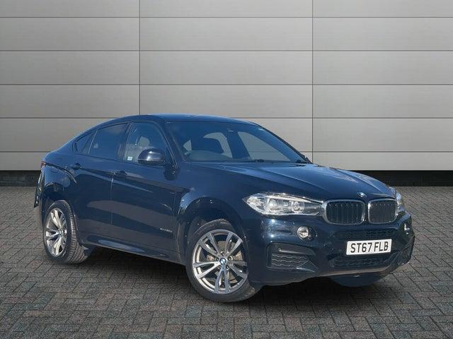 2017 BMW X6 3.0TD xDrive30d M Sport (67 reg)
