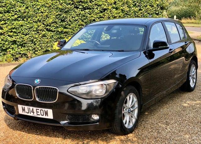 2014 BMW 1 Series 2.0TD 116d SE (116bhp) (s/s) Sports Hatch 5d (14 reg)