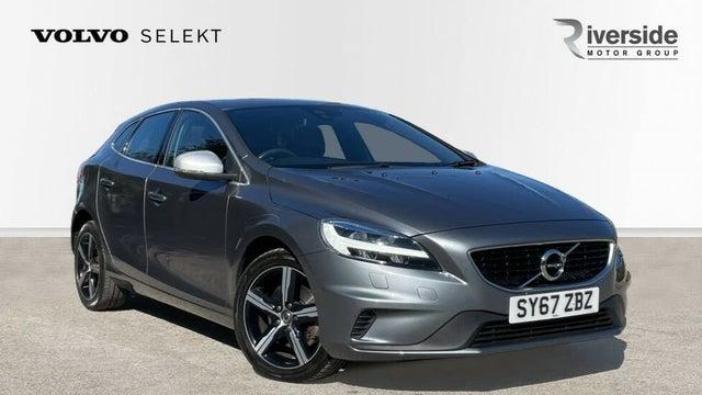 2018 Volvo V40 2.0 T2 R-Design (67 reg)