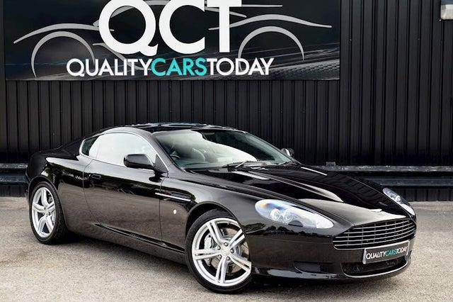 2007 Aston Martin Vantage 4.3 Coupe Sportshift (FA reg)