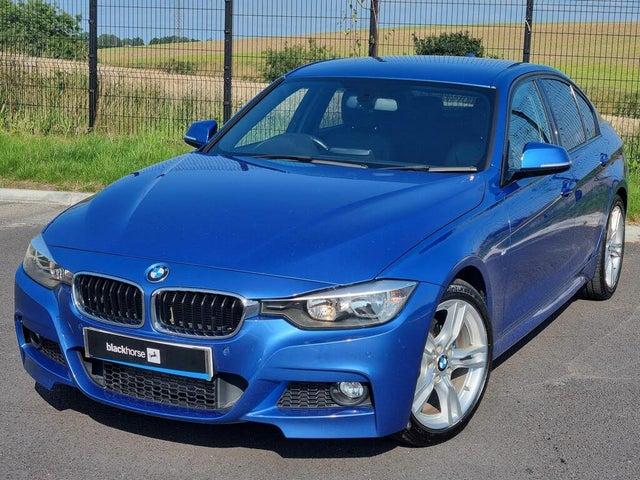 2015 BMW 3 Series 3.0TD 330d M Sport Saloon 4d (15 reg)