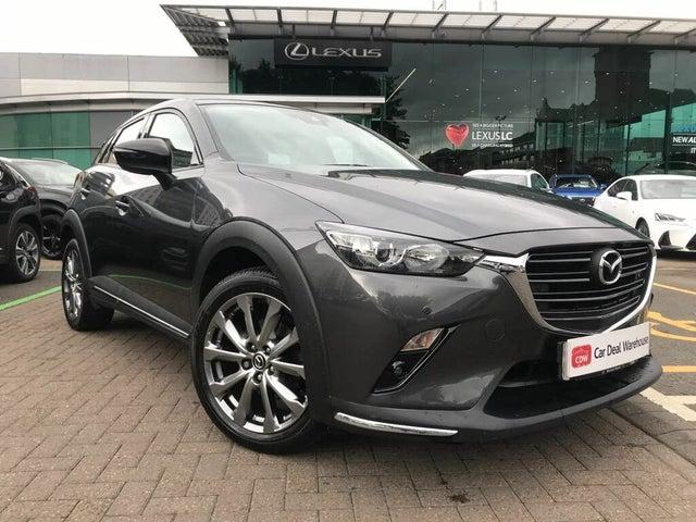 2019 Mazda CX-3 2.0 Sport Black+ (68 reg)