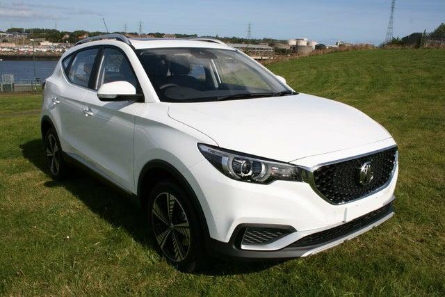 2020 MG ZS SUV E Exclusive EV (20 reg)