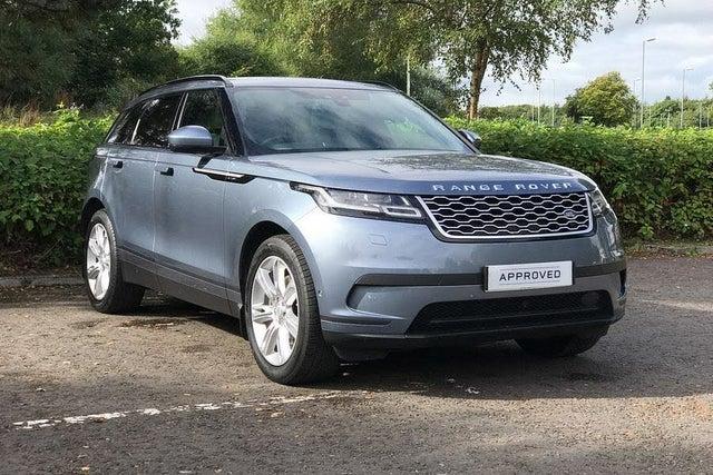 2018 Land Rover Range Rover Velar 3.0 D300 SE (s/s) (11 reg)