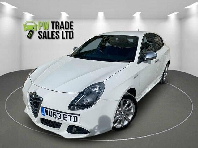 2013 Alfa Romeo Giulietta 2.0TD Veloce (170bhp) (R9 reg)