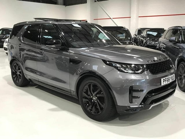 2019 Land Rover Discovery 3.0 SD V6 HSE Luxury (LR reg)