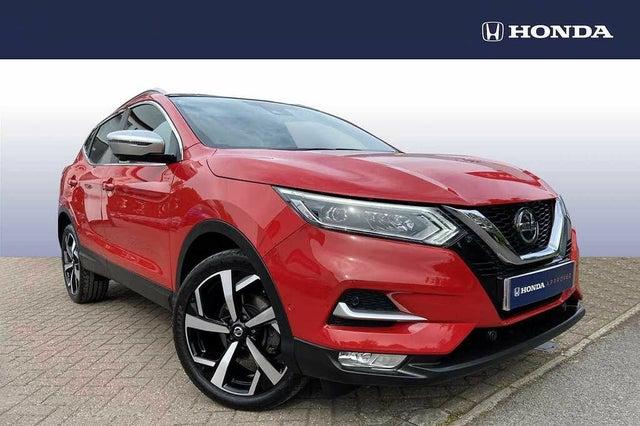 2019 Nissan Qashqai 1.3 DIG-T Tekna+ (160ps) (NF reg)