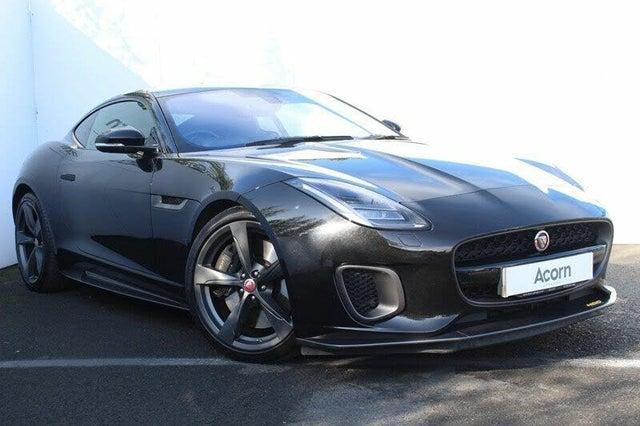 2017 Jaguar F-TYPE 3.0 V6 S/C 400 Sport Coupe (17 reg)