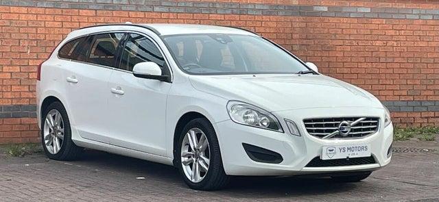 2012 Volvo V60 2.0TD D3 SE (136bhp) Nav (s/s) (62 reg)