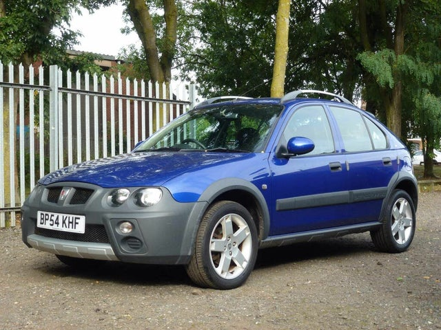 2005 Rover Streetwise 1.4 S 5d (RR reg)