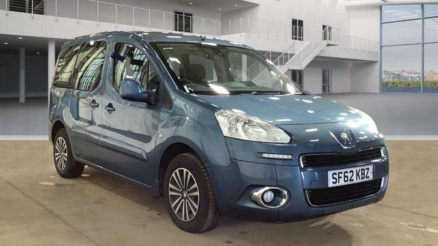 2013 Peugeot Partner 1.6HDi Tepee S (92bhp) (62 reg)
