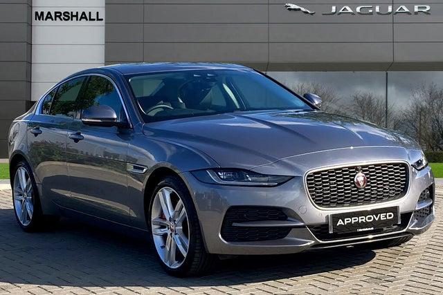 2019 Jaguar XE (19 reg)