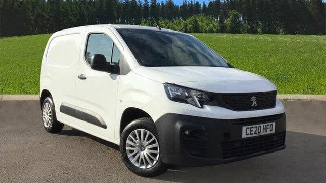 2020 Peugeot Partner (20 reg)