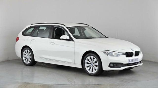 2018 BMW 3 Series 2.0TD 316d SE Touring 5d (A8 reg)