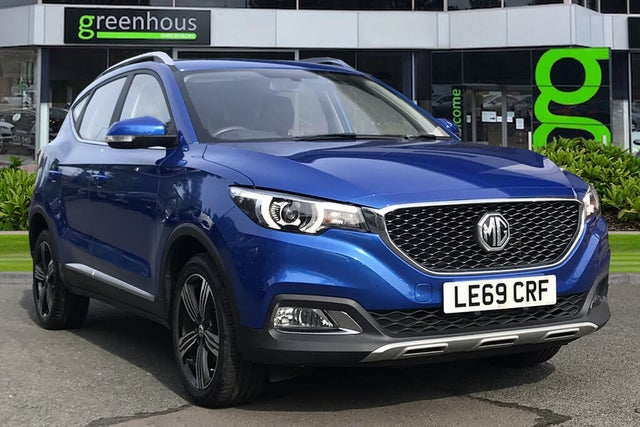 2020 MG ZS 1.0T GDI Exclusive (111ps) (69 reg)