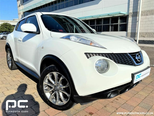 2014 Nissan Juke 1.5dCi Tekna (110ps) (NF reg)