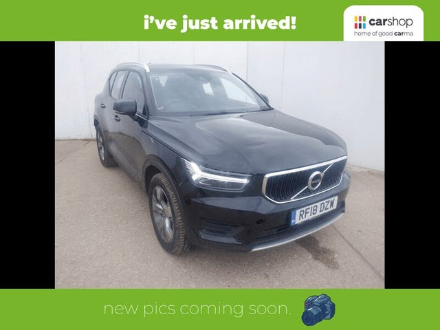 2018 Volvo XC40 2.0TD D3 Momentum (18 reg)