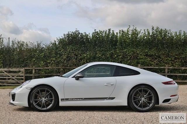 2019 Porsche 911 3.0 Carrera T (s/s) PDK (19 reg)
