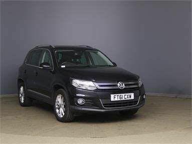 2011 Volkswagen Tiguan 2.0TD SE (140ps) (4WD) BlueMotion Tech (s/s) (61 reg)