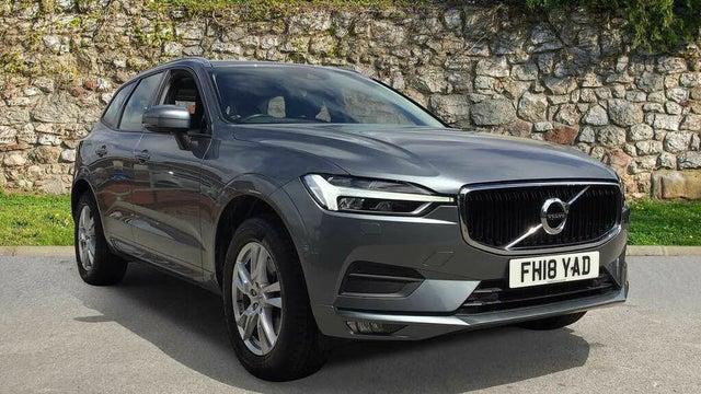 2018 Volvo XC60 2.0TD D4 Momentum Pro 4X4 (18 reg)