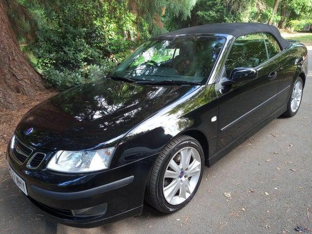 2007 Saab 9-3 1.9TD Vector Anniversary (3F reg)