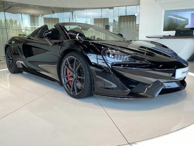 2019 McLaren 570S 3.8 (M1 reg)
