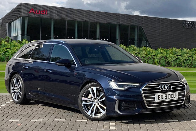 2019 Audi A6 Avant 3.0 55 TFSI S Line (UZ reg)