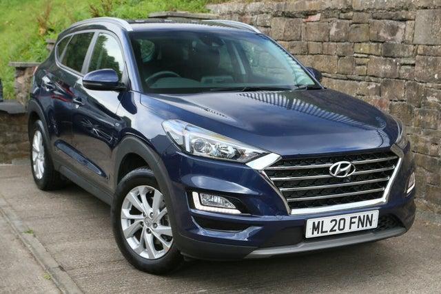 2020 Hyundai Tucson (AJ reg)