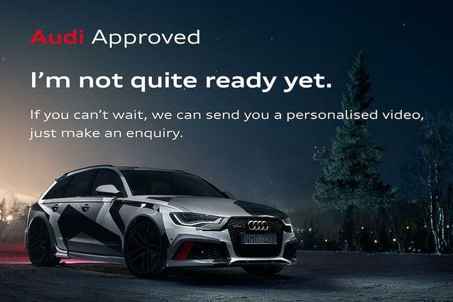 2020 Audi A3 1.5 35 TFSI S Line Saloon 4d 1498cc Tronic (UZ reg)