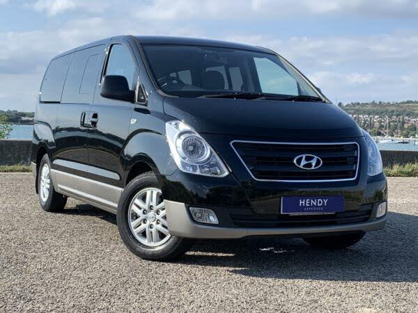 2017 Hyundai i800 2.5CRDi SE (134bhp) (HW reg)
