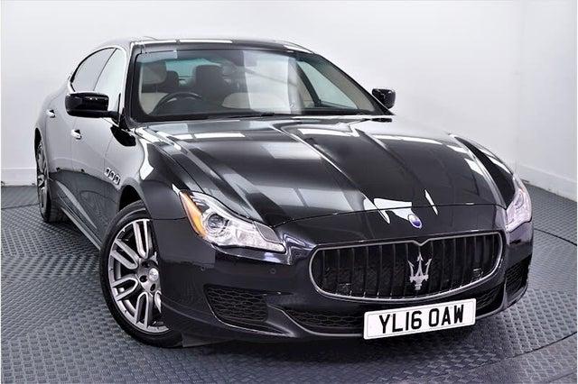 2016 Maserati Quattroporte 3.0 S (16 reg)