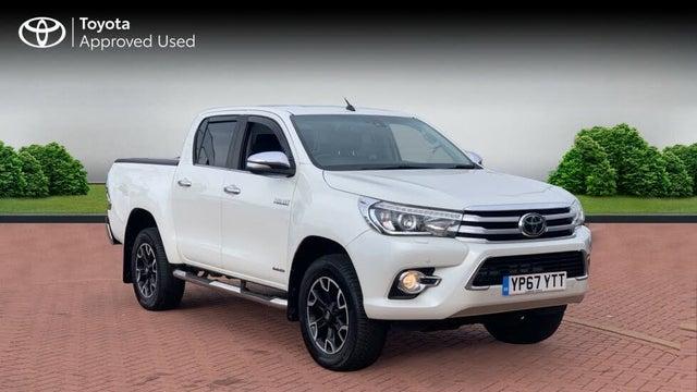 2017 Toyota Hi-Lux 2.4D Invincible X (TB reg)