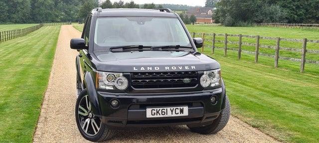 2011 Land Rover Discovery 4 3.0TD Landmark (LL reg)
