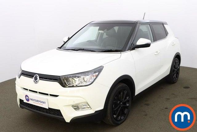 2018 Ssangyong Tivoli 1.6 ELX (2WD) (s/s) Auto (T3 reg)