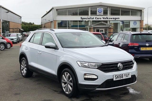 2018 Volkswagen T-Roc 1.0 TSI SE (68 reg)