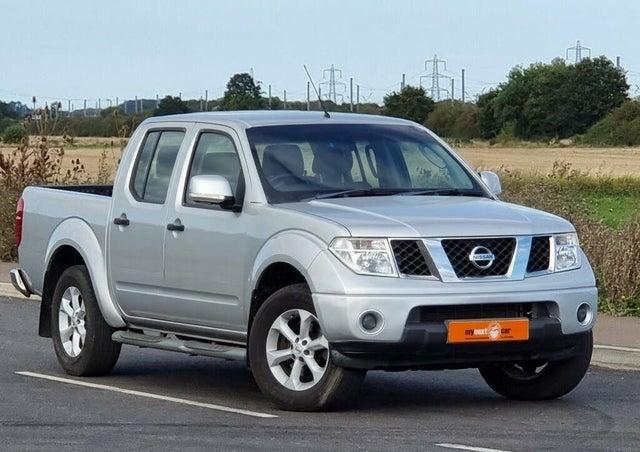 2009 Nissan Navara 2.5TD Acenta Double (09 reg)