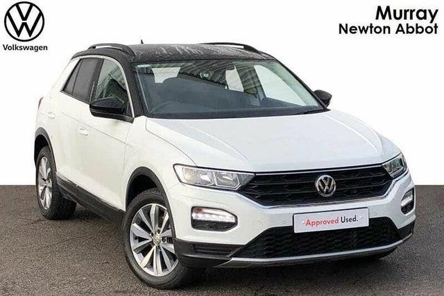 2019 Volkswagen T-Roc 1.5 TSI Design (68 reg)