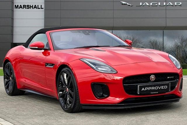 2019 Jaguar F-TYPE (19 reg)