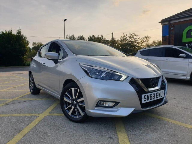 2018 Nissan Micra 0.9 IG-T Acenta Limited Edition (68 reg)