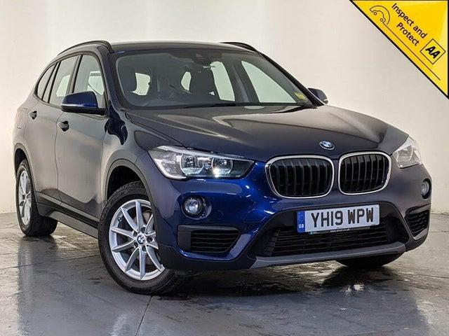 2019 BMW X1 2.0TD xDrive18d SE (19 reg)