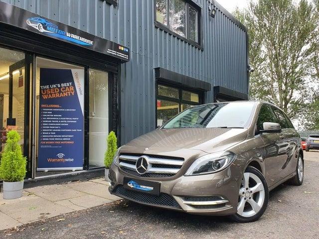 2013 Mercedes-Benz B-Class 1.8 CDI B180 Sport (13 reg)
